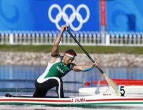 Унгарецът Атила Шандор Вайда спечели златното на едноместно кану