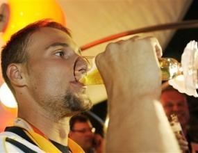 Олимпиадата увеличи печалбата на китайските производители на бира