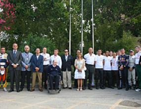 Пилотите отдадоха във Валенсия почит на загиналите в самолетната катастрофа