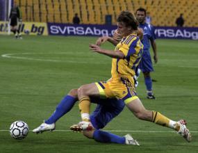 БАТЕ Борисов измъкна равенство 2:2 в последната минута