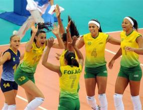 Волейболистките на Бразилия спечелиха златото