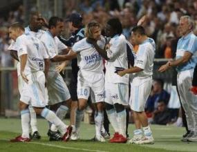 Марсилия с втори пореден успех, ПСЖ се спаси срещу Сошо