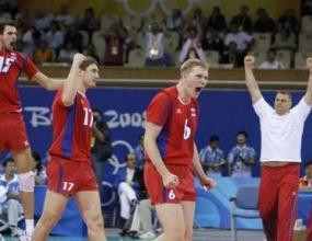Русия взе бронза след 3:0 над Италия