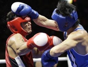 Бахит Сарсекбаев спечели олимпийската титла в категория до 69 кг