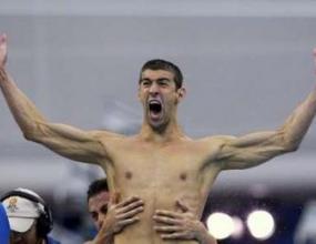 Обявиха Фелпс за окончателен победител на 100 метра бътерфлай