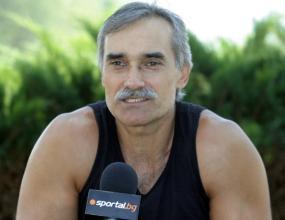 Треньорът по физическа подготовка Юлиян Карабиберов май е сгафил с тестостерона