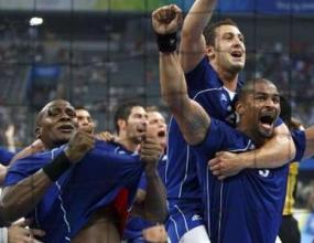 Франция спечели първо олимпийско злато на хандбал при мъжете