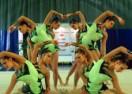 Българките №1 на СК по естетическа гимнастика