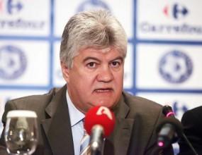 Президентът на футболната федерация на Гърция подаде оставка