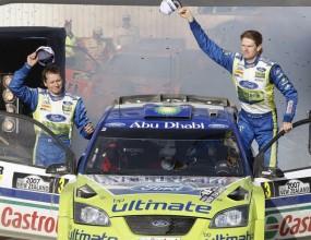 Грьонхолм се завръща във WRC през 2009