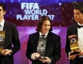 ФИФА обяви топ 5 за 2008 година