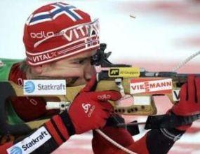 Емил Свендсен с втора победа за сезона в спринта на 10 км