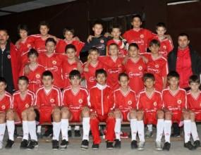 Юноши на ЦСКА печелят коледен турнир по футбол