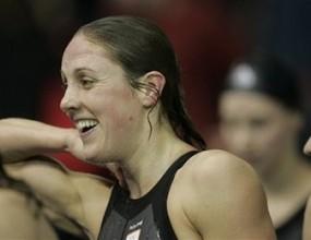 Женската щафета на Холандия с нов световен рекорд на 4 по 50 свободен стил