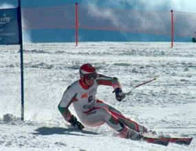 Наш скиор с точки за СК при дебюта си