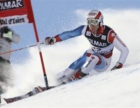 Швейцарец спечели гиганския слалом във Вал Д'Изер