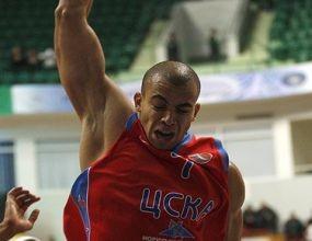 ЦСКА (Москва) с осма поредна победа в Русия