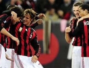 Милан тръгна с 22-ма за мача с Ювентус