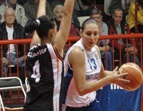 Дунав Еконт победи убедително НСА Делта с 60 точки разлика
