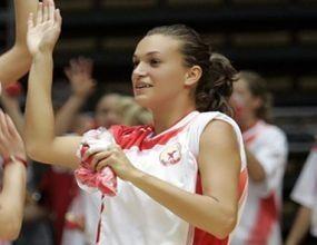 Радостина Димитрова изведе Бургос на върха