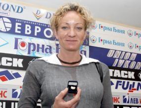 Мария Гроздева спечели злато на турнир в Белград