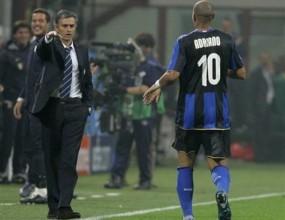 Моуриньо се отказа от Адриано