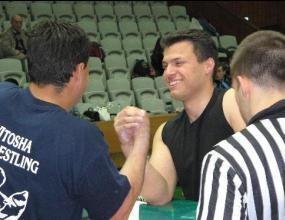 Състезател по канадска борба стана спортист номер едно на Ботевград