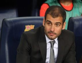 """Гуардиола оставя треньорския пост на """"Камп Ноу"""" през 2010 година"""