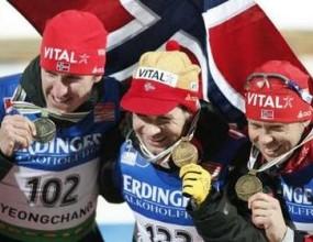 Русия подава жалба за титлата на Бьорндален