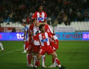 Алмерия със страхотен обрат в нервен мач с Валядолид
