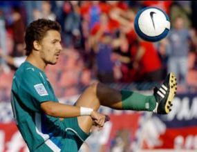 Иван Русев отново избран в отбора на кръга в Гърция