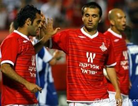 Телкийски с асистенция Апоел (Тел Авив)
