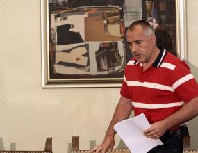 Бойко Борисов се срещна с президента на ФИБА-Европа