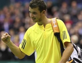 """""""Екип"""": Зрителите в Марсилия откриха бъдещата звезда на тениса Григор Димитров"""