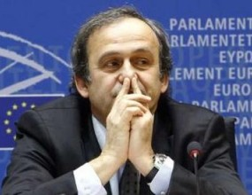 Платини призова ЕС да не се меси във футболните дела