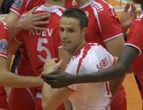 Теди Салпаров: Левски-Сиконко са №1, но ние също ще се борим за титлата