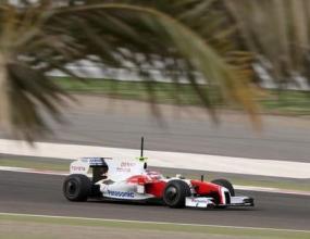 Глок най-бърз в третия ден в Бахрейн