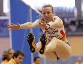 Рускиня подобри постижение №1 в света в скока на дължина