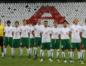 Само с десет футболисти започна лагера на младежите