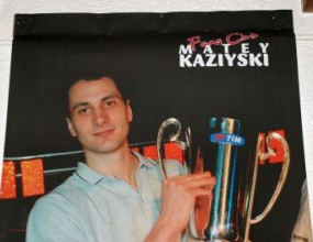 Матей Казийски става сервитьор за една вечер