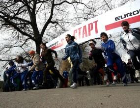 Над 100 състезатели взеха участие в традиционния лекоатлетически крос в памет на Васил Левски