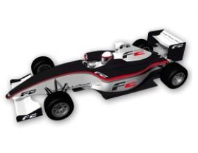 Само две свободни места във Формула 2
