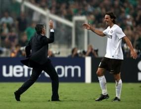 Агентът на Ибрахимович: Специалния се натиска за Реал М