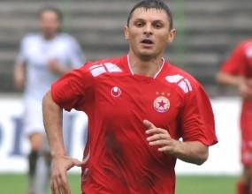 Здравко Лазаров се завърна за ЦСКА