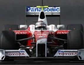 Тойота пред най-силния си сезон във Ф1?