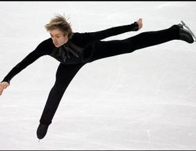 Плюшченко подготвя руските фигуристи за Ванкувър 2010