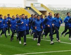 Четиримата контузени от Черноморец вече тренират