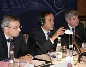 Правителството на Украйна изпълнило ангажиментите си към УЕФА