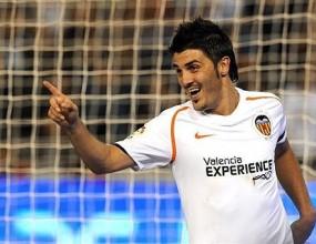 Вийя: Засега съм щастлив във Валенсия
