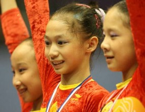 20 процента от младите китайски спортисти лъжат за възрастта си